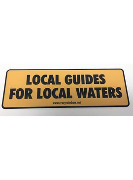 LOCAL GUIDES FOR LOCAL WATERS