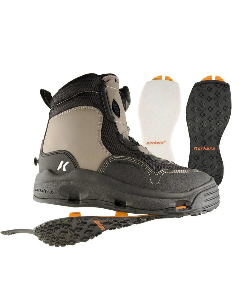 KORKERS WHITEHORSE FISHING BOOT