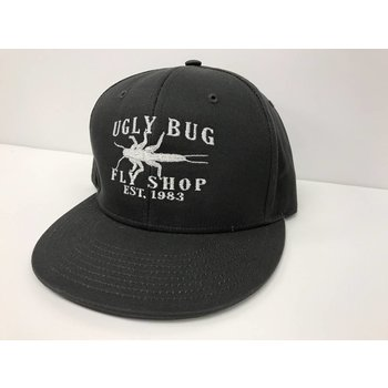Ugly Bug Fly Shop UGLY BUG FLAT BILL HAT