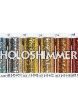 Sulky of America SULKY HOLOSHIMMER METALLIC THREAD 250 YDS