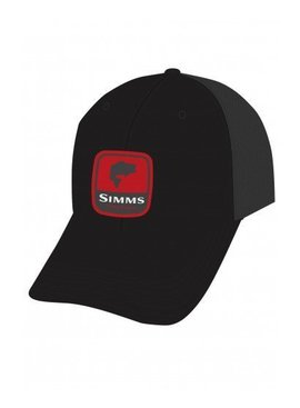 Simms Fishing Products SIMMS PATCH TRUCKER CAP BASS