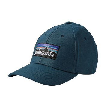Patagonia PATAGONIA P-6 LOGO STRETCH FIT HAT