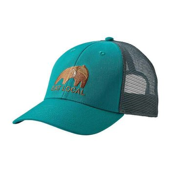 Patagonia PATAGONIA EAT LOCAL UPSTREAM LOPRO TRUCKER HAT