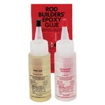 Hareline Dubbin FLEX COAT ROD BUILDING EPOXY GLUE