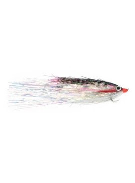 FPF PINK/WHITE MACKEREL 5/0 9""