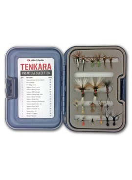 Umpqua Feather Merchants UMPQUA TENKARA 20 PIECE ASSORT.