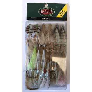 Umpqua Feather Merchants BAHAMAS GUIDE SELECTION 32 PCS