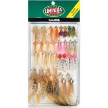Umpqua Feather Merchants BONEFISH GUIDE SELECTION 36 PCS