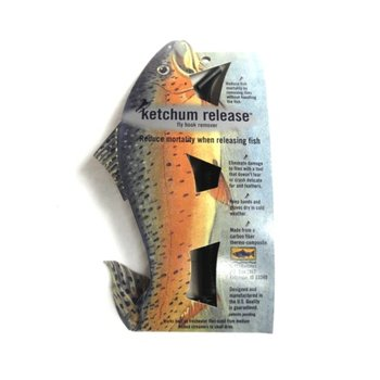 KETCHUM RELEASE FLY HOOK REMOVER