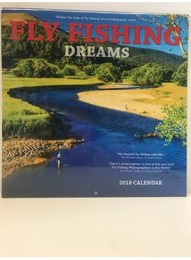 FLY FISHING DREAMS CALENDAR 2018