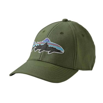 Patagonia PATAGONIA FITZ ROY TROUT STRETCH FIT HAT
