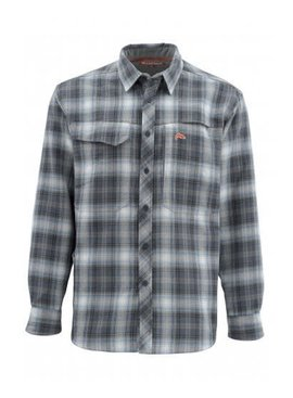 Simms Fishing Products SIMMS GUIDE FLANNEL LS SHIRT