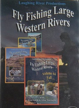 FLY FISHING LARGE WESTERN RIVERS