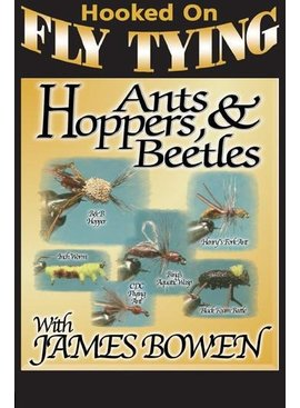 ANTS, HOPPERS AND BEETLES DVD