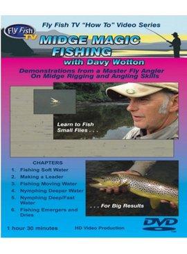 MIDGE MAGIC FISHING AND TYING