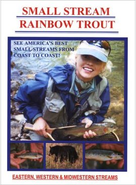 SMALL STREAM RAINBOW TROUT DVD