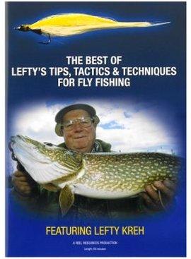 LEFTY'S TIPS, TACTICS & TECHS DVD