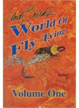 ANDY BURK'S WORLD OF FLY TYING VOL. 1 DVD