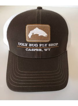 Simms Fishing Products SIMMS CBP TROUT PATCH UGLY BUG TRUCKER CAP