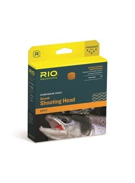 Rio RIO SCANDI SHOOTING HEAD SPEY LINE