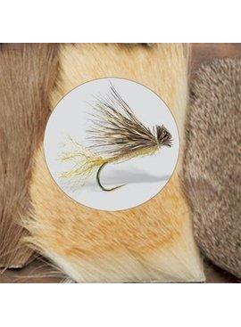 Hareline Dubbin BLEACHED COASTAL DEER HAIR