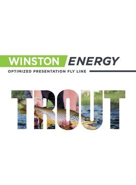 R. L. WINSTON ENERGY FLY LINE