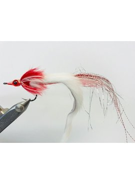 GEN X PIKE BUNNY RED/ WHITE 3/0
