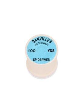 Hareline Dubbin DANVILLE'S 30 DENIER SPIDERWEB