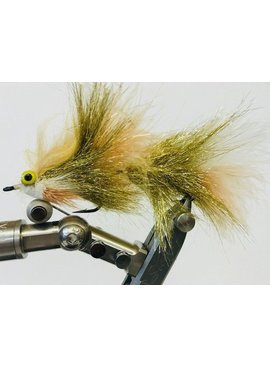 ARTICULATED TROUT SLIDER GOLD #1