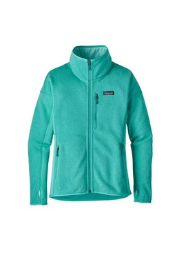 Patagonia PATAGONIA W'S PERFORMANCE BETTER SWEATER BEND BLUE