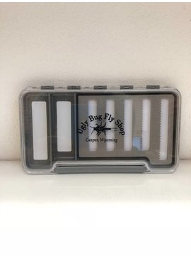 New Phase NEW PHASE  WATERPROOF FLY BOX W/FOAM AND MAGNET