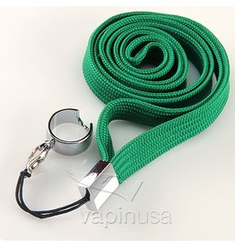 E-Cigarette Lanyard with eGo Battery Clip