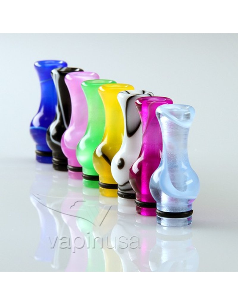 510 Twist Drip Tip for DCT