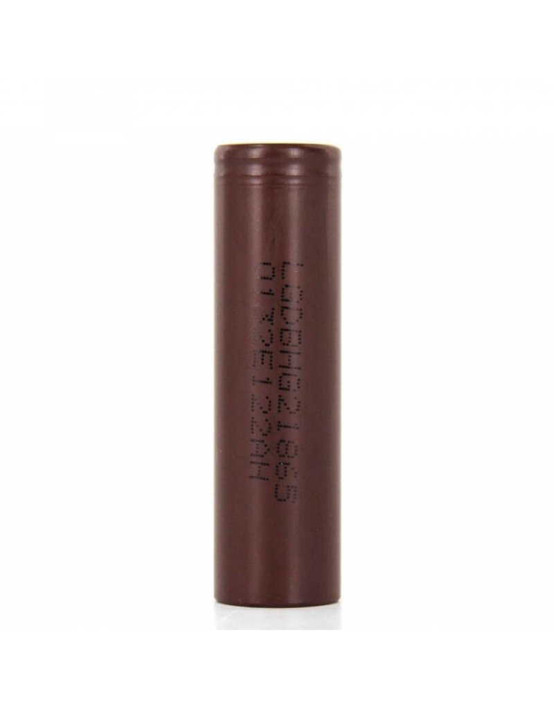 LG LG HG2 Battery | 18650, 3000mAh, 20A | Flat Top