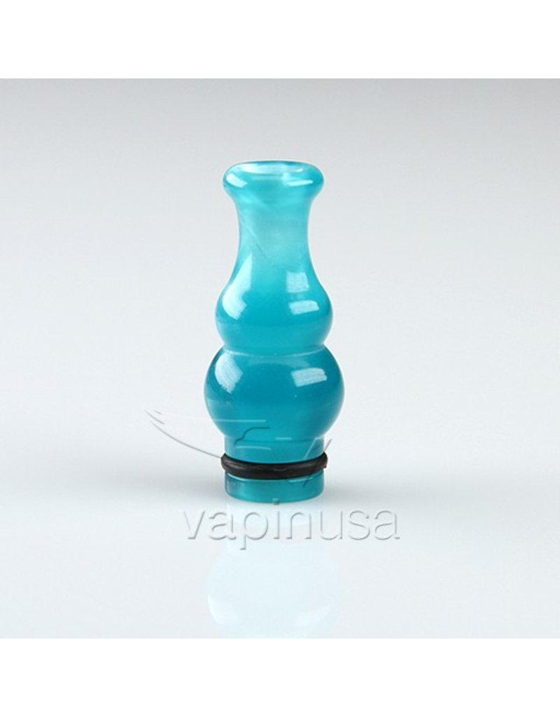 Double Gourd Acrylic Drip Tip