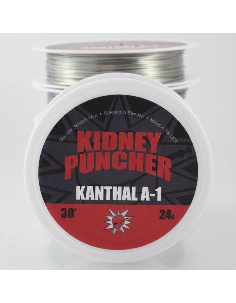 Kidney Puncher Kidney Puncher A-1 Kanthal | 30ft Spool | 24 Gauge