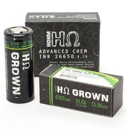 Hohm Tech Hohm Tech Hohm Grown 26650 Battery | 4307mAh 51.6A