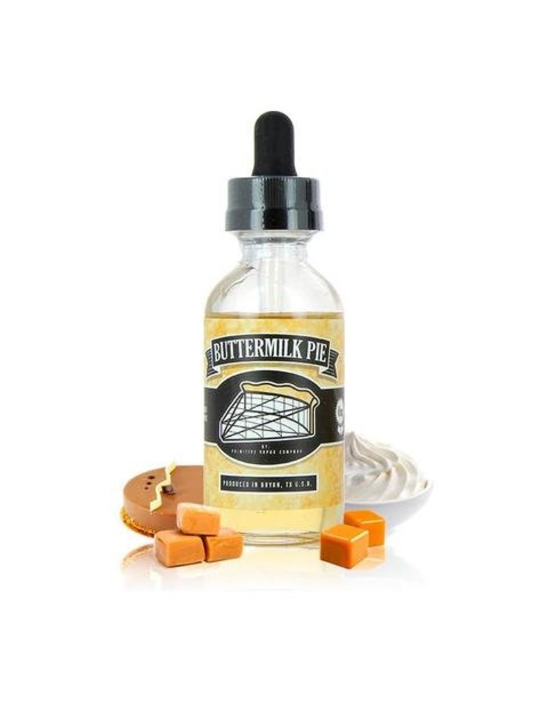 OPMH Primitive | 60ml | Buttermilk Pie |