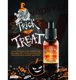 Titletown TitleTown E-Liquid | 30ml | Spice Latte |