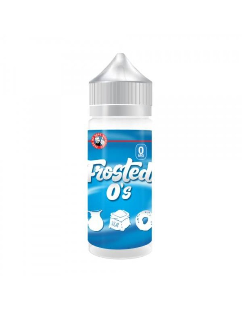 Shijin Vapor Frosted O's | 100ml | Frosted O's |