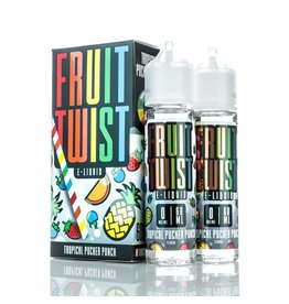 Lemon Twist Fruit Twist | 60ml | Tropical Pucker Punch