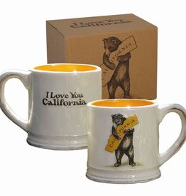 CA Bear Hug Mug
