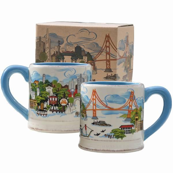The City Ceramic Mug
