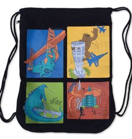 Monster Invasion Backpack