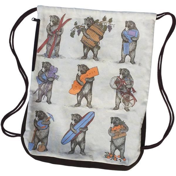 Nine Bear Backpack