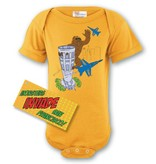 King of Coit Onesie, Gold