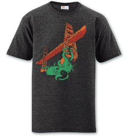 Men's Vintage Octopus/Bridge Tee: DISCONTINUED - LIMITED SIZES