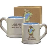 Lake Tahoe Bear Mug
