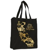 CA Stay Golden, Tote Black
