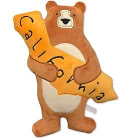 Cali Bear Hug Plush Pillow